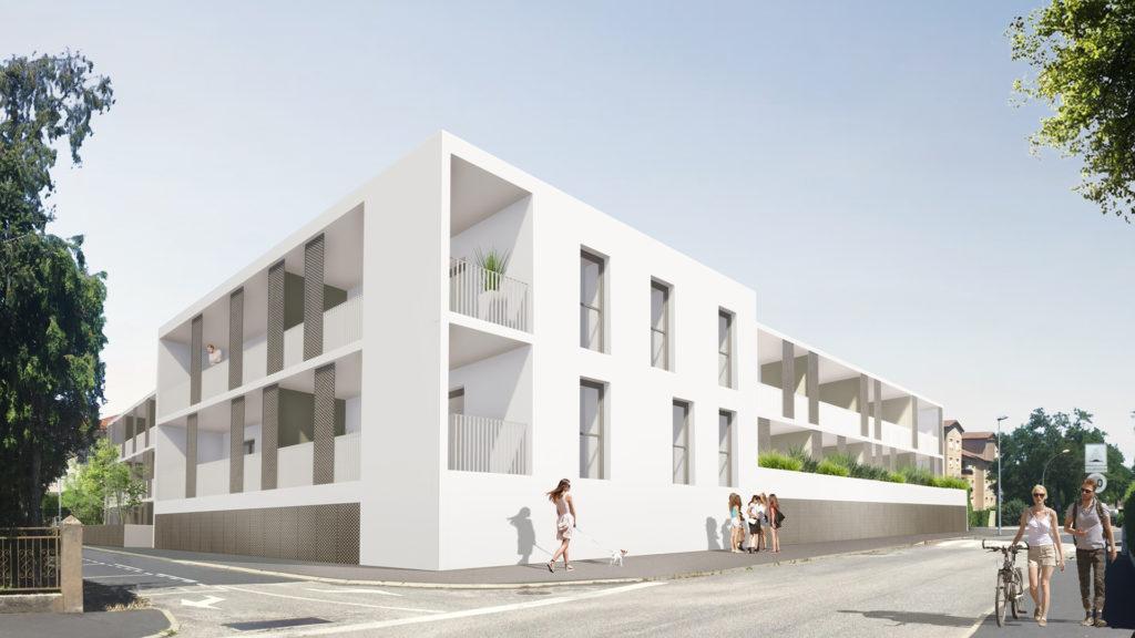 Programme Le Kersonnier, Monistrol-sur-Loire, 27 Appartements résidentiels du T2 au T4