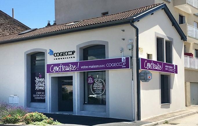 Cogecoop - Agence de Monistrol