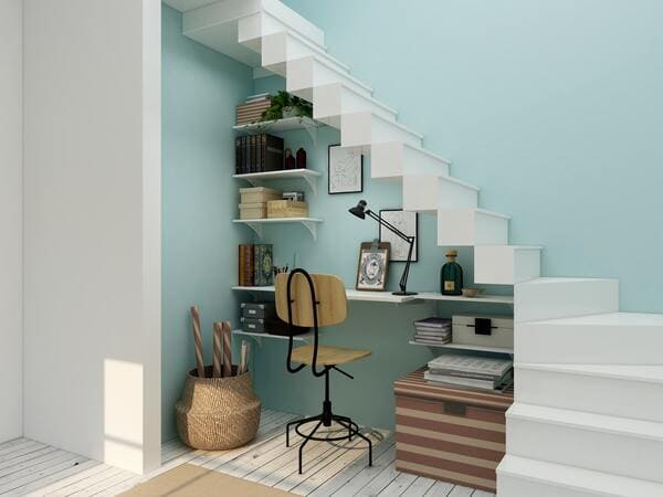 Comment aménager un bureau chez soi ?